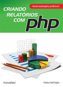 capa livro Criando Relatórios com PHP